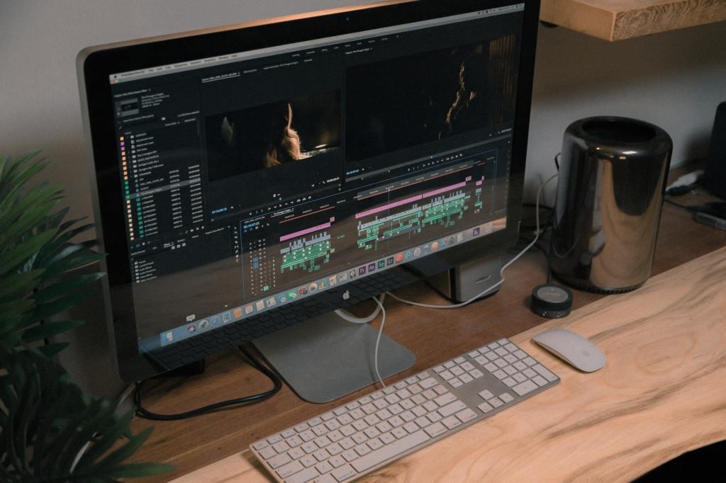 video editing types