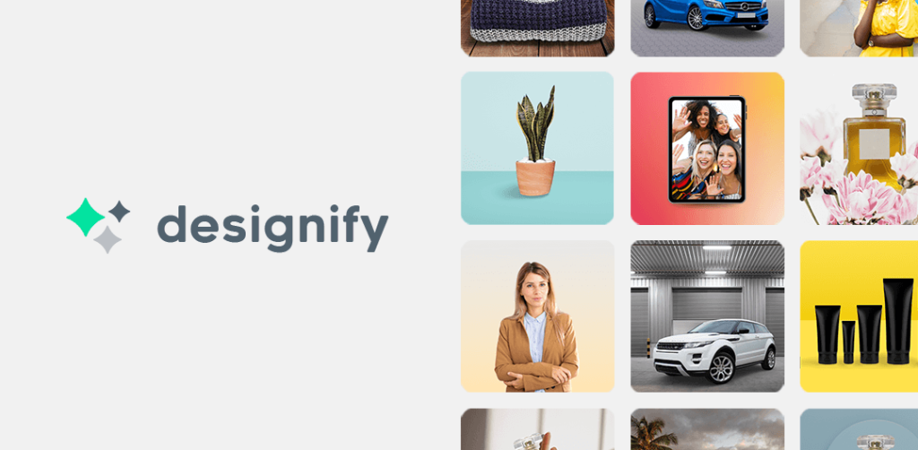 Automate editing with Designify